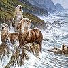 Puzzle - Fauna u vody