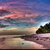 Puzzle - Pláž z Karibiku…