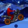 Motorkář na horách