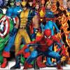 Puzzle - Komiksový hrdino…