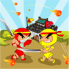 Zlatý ninja!…