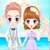 Romantická plážová svatba…